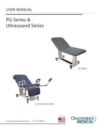 PG Series & Ultrasound Series