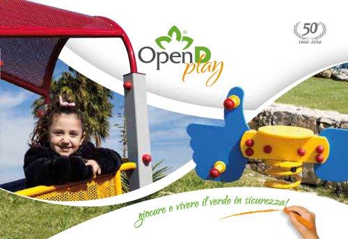 Catalogo Open D Play