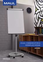 VISUAL COMMUNICATION & WORKPLACE DESIGN 2021/2022