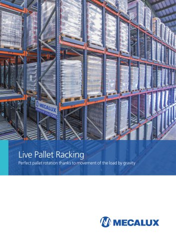 Live Pallet Racking