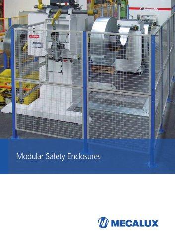 Modular Safety Enclosure