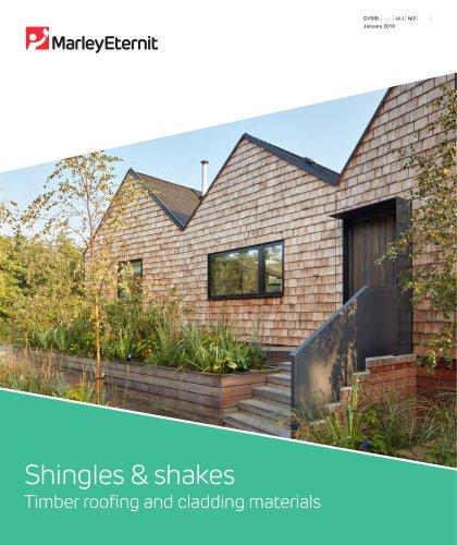 Cedar Shingles and Shakes Product