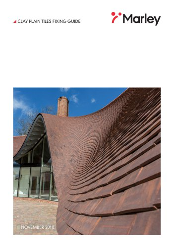 CLAY PLAIN TILES FIXING GUIDE