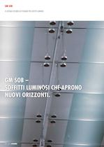 GM KUB - Sistemi Per Soffitti Luminosi In Vetro - 10
