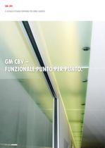 GM KUB - Sistemi Per Soffitti Luminosi In Vetro - 14