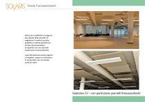 Soluzioni tessili per l'acustica tende e pannelli - 6