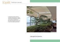 Tende per lucernari, soffitti vetrati e giardini d'inverno - 4
