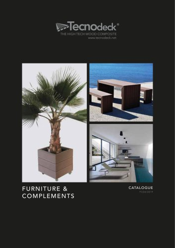 Catalog Furniture&Complements