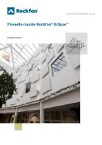 Pannello murale Rockfon® Eclipse™
