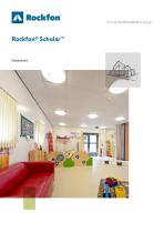 Rockfon® Scholar™
