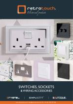 SWITCHES, SOCKETS & WIRING ACCESSORIES
