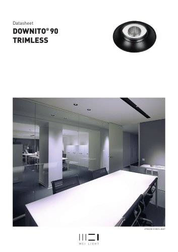 DOWNITO® 90TRIMLESS