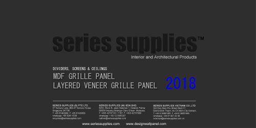 series supplies TM