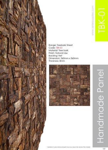 Tree Bark Sheet