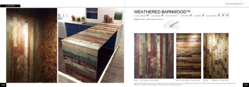 Weathered Barnwood