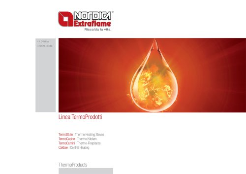 Thermo Products - wood and pellet