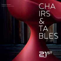 Chair & Tables 2016