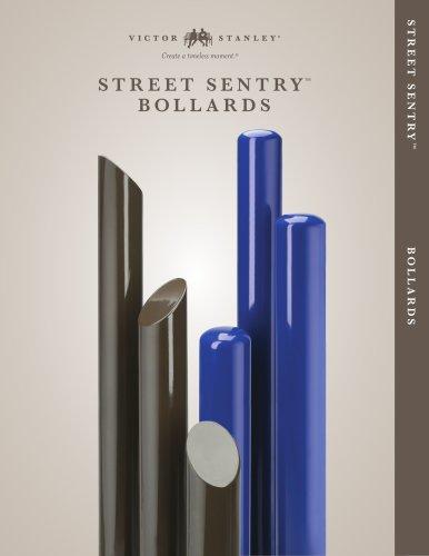 Street Sentry Bollards
