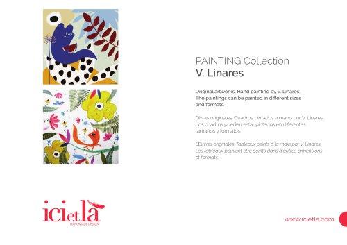 ICI ET LÀ_Cuadros decorativos de V. Linares