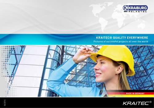 KRAITEC® PROJECTS ALL OVER THE WORLD