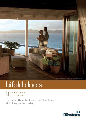 bifold door timber