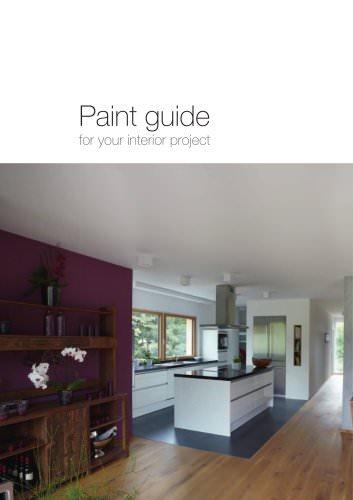 Brochure Paint Guide...