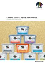 Caparol Exterior Paints and Primers