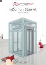 InDomo e StairFit - Miniascensori