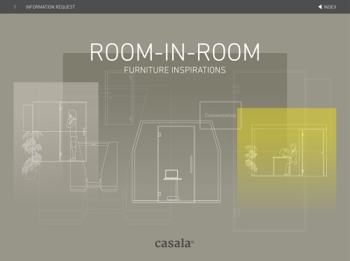 Room-in-room solutions