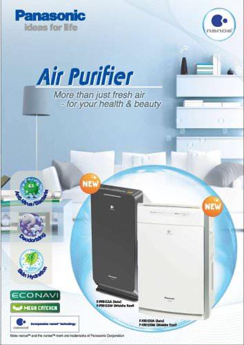 Air Purifier F-VXH50A