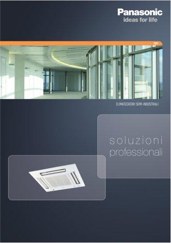 Catalogo climatizzatori semi-industriali