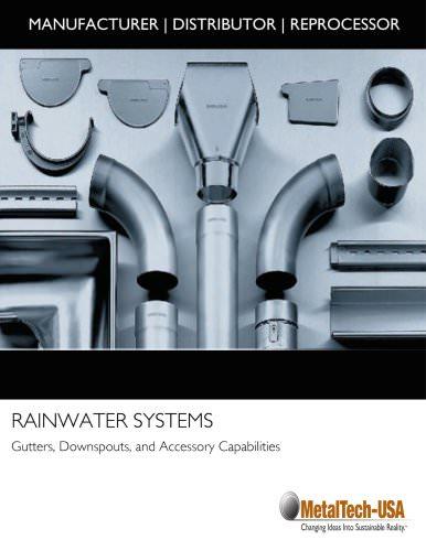 Rainwater Systems