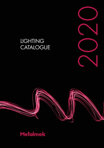 Catalogo Lighting 2020