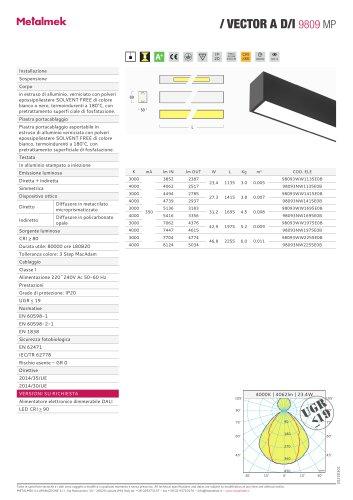 VECTOR A D-I 9809