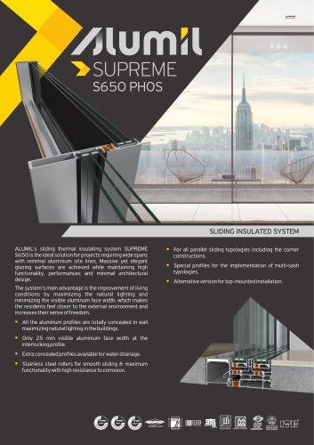 SUPREME S650 PHOS