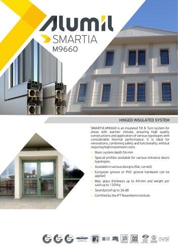 Technical Brochure SMARTIA M9660