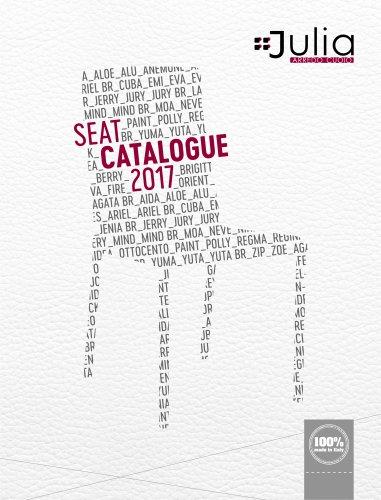 SEAT CATALOGUE 2017