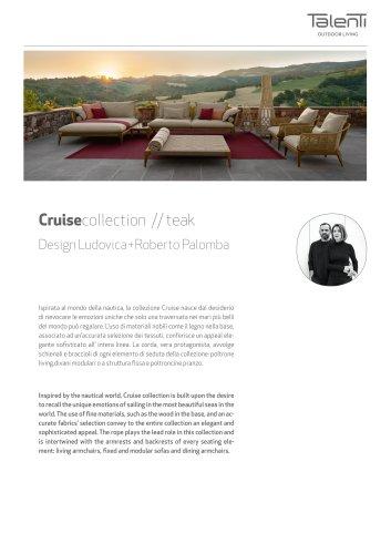 Cruisecollection - teak