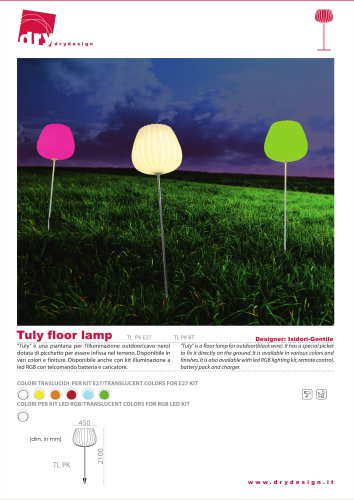 Tuli Pick Lamp