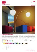 Tuly Space Lamp