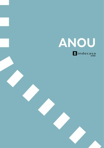 ANOU COLLECTION INDECASA 2019_2020
