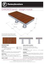 CHRONOS Bench