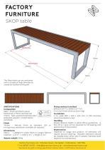 SKOP table