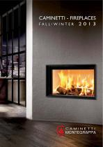 Caminetti Fireplaces 2013