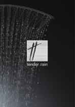 Tender Rain Catalogue