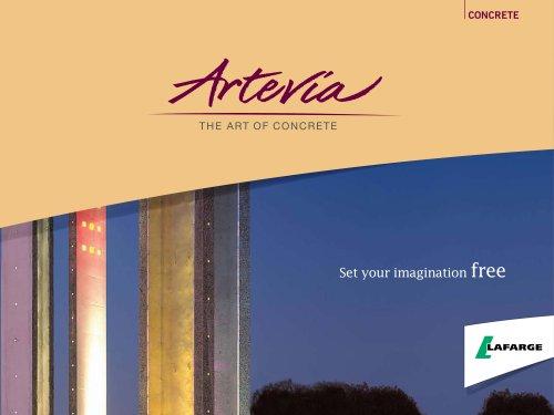 Artevia Brochure