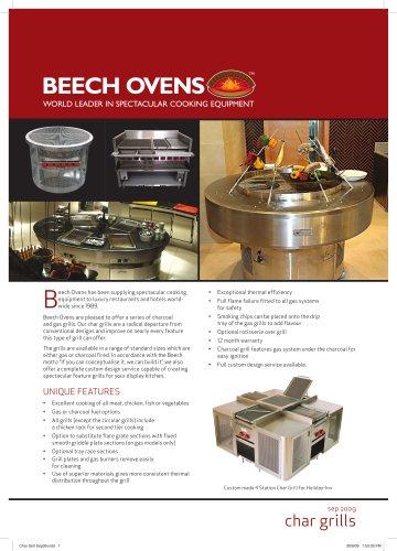 Beech Char Grills