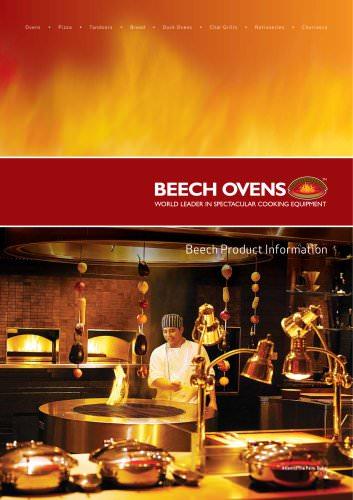 Beech Ovens Product Range