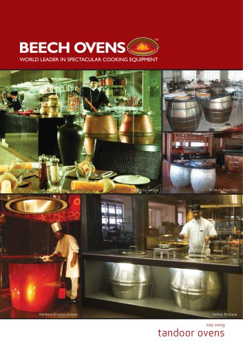 Beech Ovens Tandoors