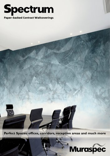 SPECTRUM CONTRACT WALLCOVERINGS